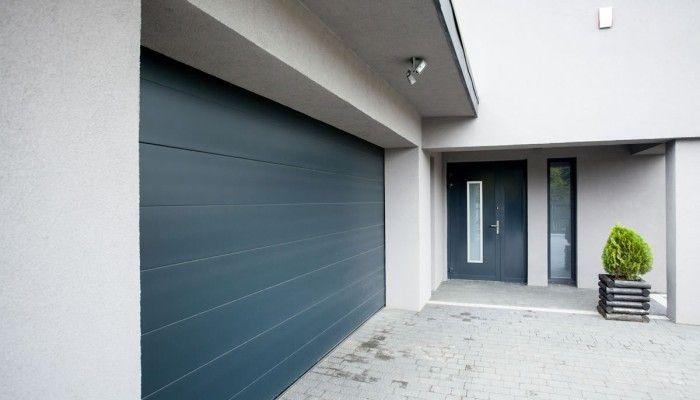 Rolpoort sectionaal garagedeur